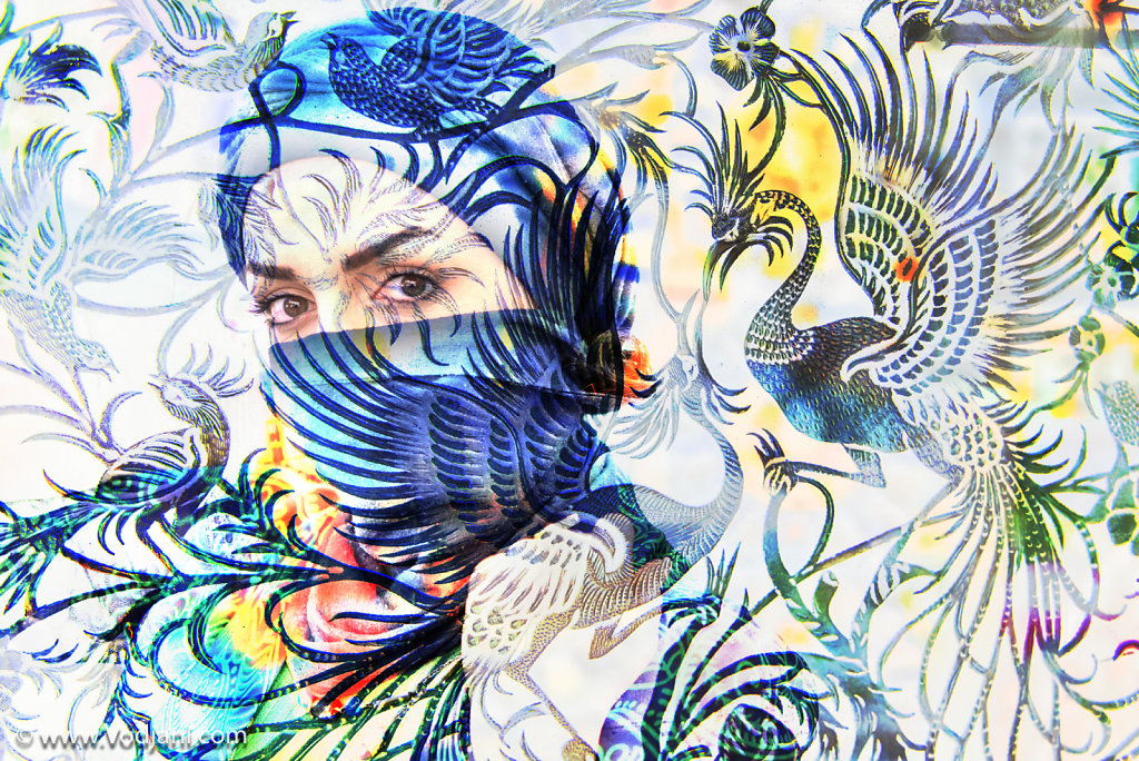 Oriental Beauty - I