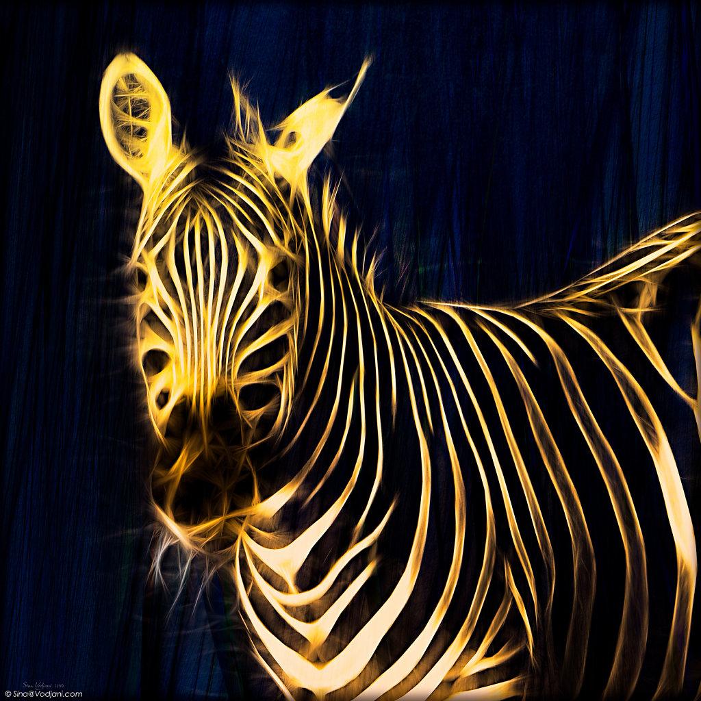 Animals | Fractal & copositing