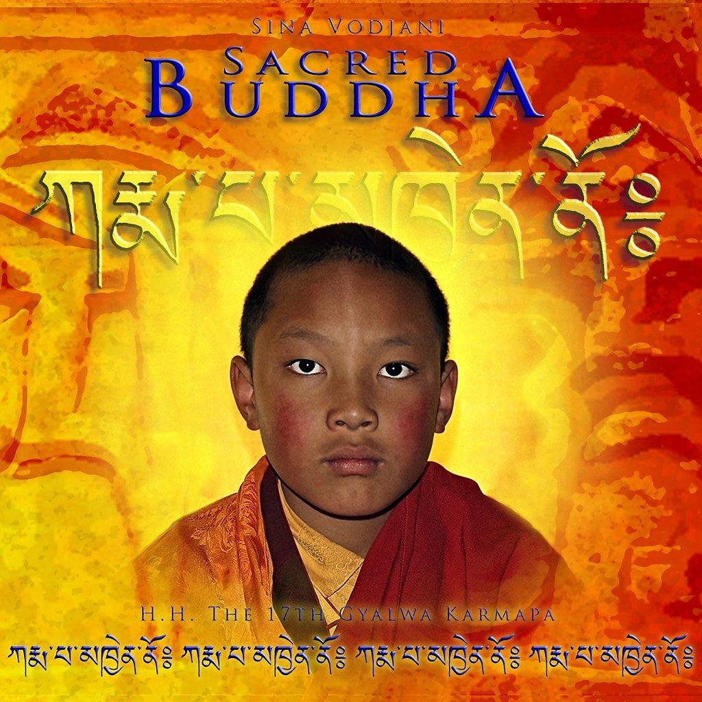 Sacred Buddha - CD