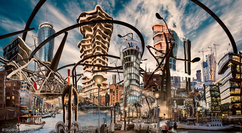 HafenCity Rocking