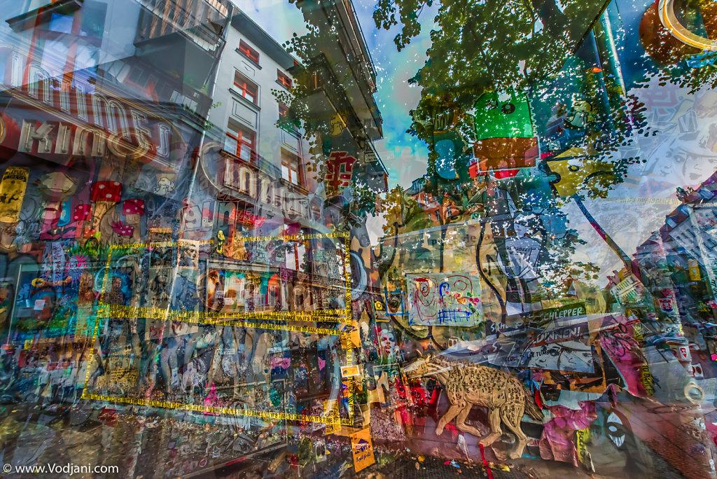 Graffiti Berlin - III