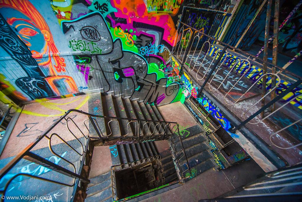 Graffiti Berlin - VII