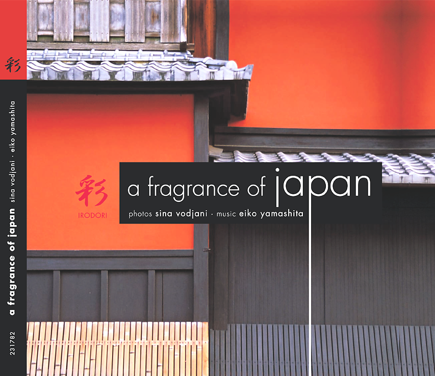 a fragrance of japan - Book