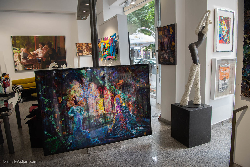 Galerie Zandi Berlin